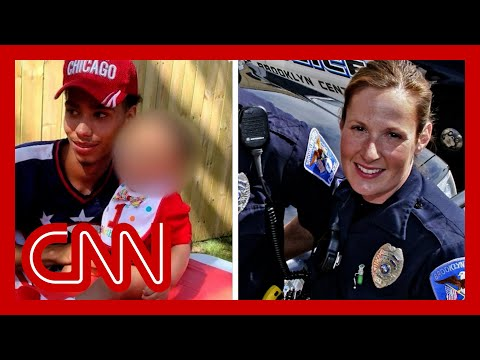 Officer charged with manslaughter in killing of Duante Wright