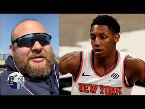 Action Bronson joins Jalen & Jacoby to talk all things New York sports