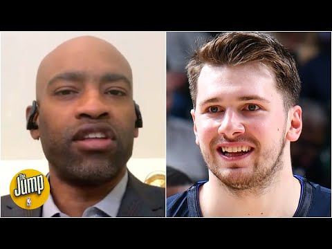 Luka Doncic is 'as advertised' – Vince Carter says the star is meeting expectations | The Jump