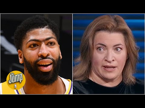 What will Anthony Davis' return mean for the Lakers?   The Jump