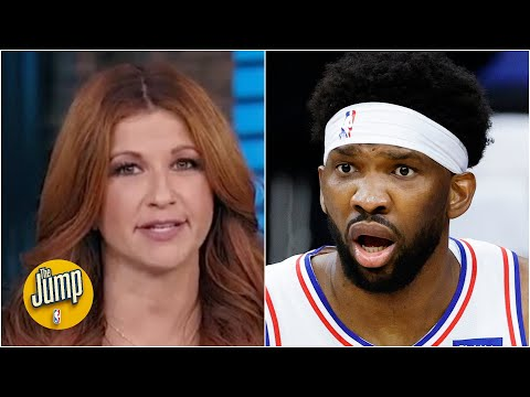 How Joel Embiid's missed games could impact his MVP chances | The Jump