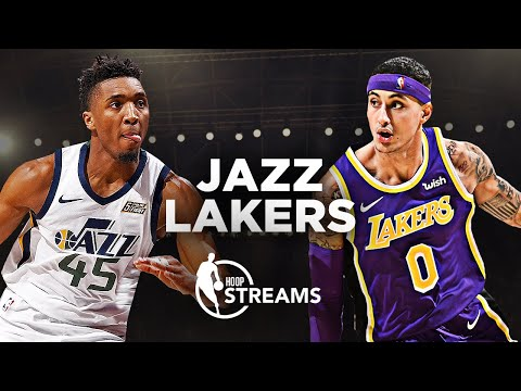 Donovan Mitchell & the Jazz take on defending champion Lakers | Hoop Streams