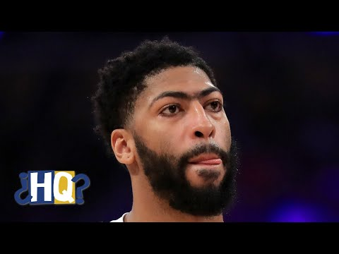 Does Anthony Davis' impending return make the Lakers favorites? | Highly Questionable