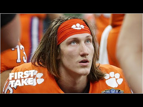 Stephen A. and Max debate: Did Trevor Lawrence need to clarify his motivation comments? | First Take