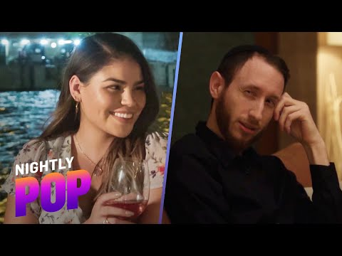 """Toxic Energy Guy & Couple's Therapy Gets Expensive – """"Nightly Pop"""" 04/19/21   E! News"""