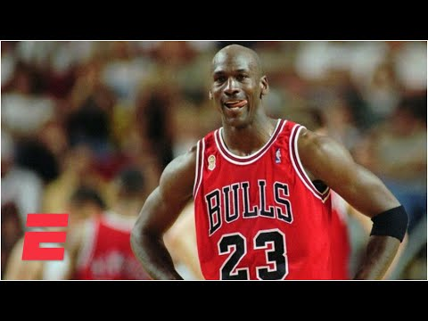 Michael Jordan's Top 5 Playoff Moments with the Chicago Bulls | #Greeny