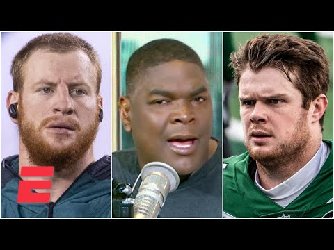 Keyshawn picks his most surprising team in the AFC and NFC | KJZ