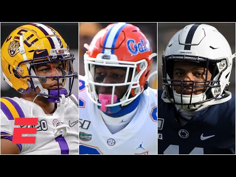 KJZ Mock Draft: First-round picks predictions for the Bengals, Dolphins and Lions