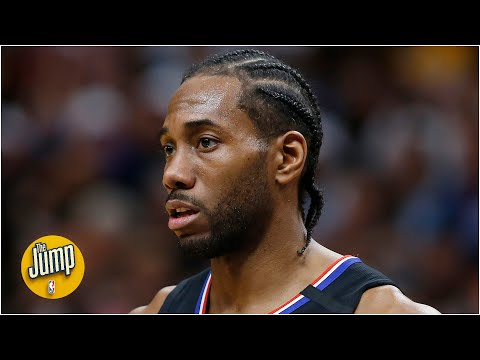 What does Kawhi Leonard's foot injury mean for the Clippers? | The Jump