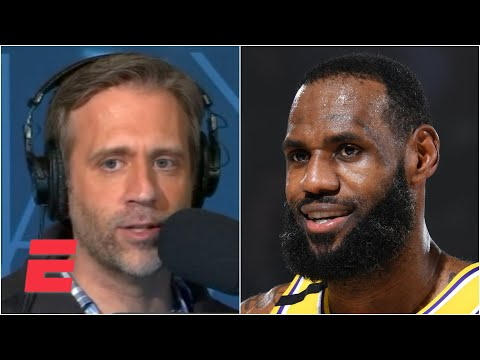 Is LeBron James still the best player in the NBA?   The Max Kellerman Show