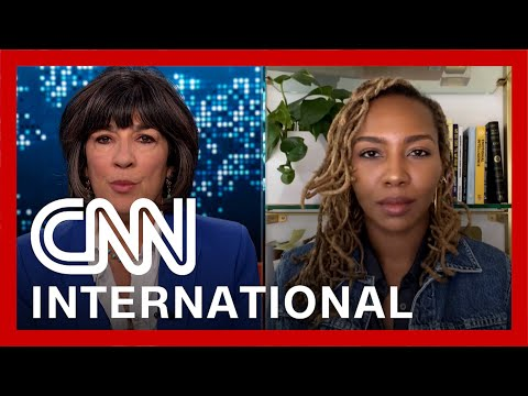 Amanpour speaks with BLM co-founder after Chauvin verdict