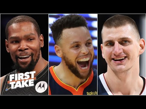 Is Steph Curry the NBA's greatest offensive player? Stephen A. and Max debate   First Take