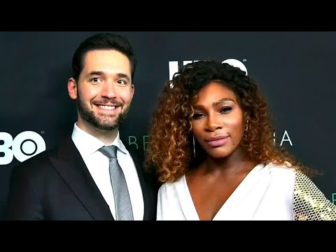 "Alexis Ohanian Fine Being Known as ""Serena Williams' Husband"""