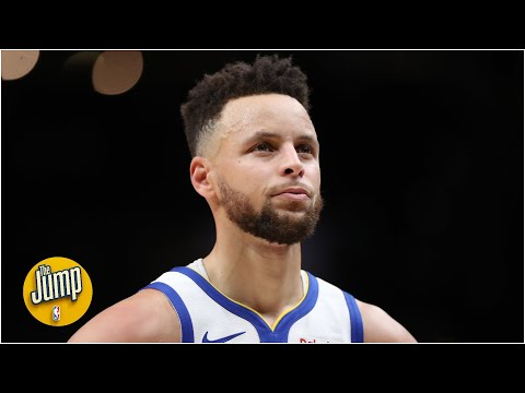 Would you bet against Stephen Curry in a play-in game? | The Jump