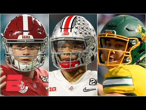 Mac Jones, Justin Fields, Trey Lance: Which QB should the 49ers draft with the No. 3 pick?   #Greeny