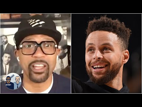 Jalen Rose reacts to Steph Curry saying he should be MVP   Jalen & Jacoby