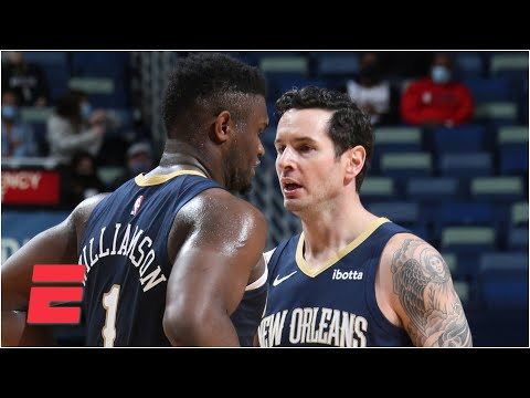Will JJ Redick's trade complaints make Zion lose trust in the Pelicans? | KJZ