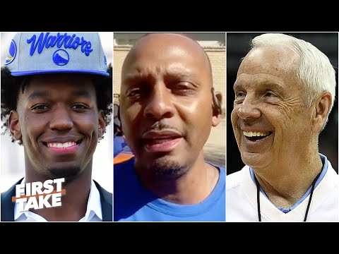 Penny Hardaway on James Wiseman's success in the NBA and Roy Williams' retirement and  | First Take