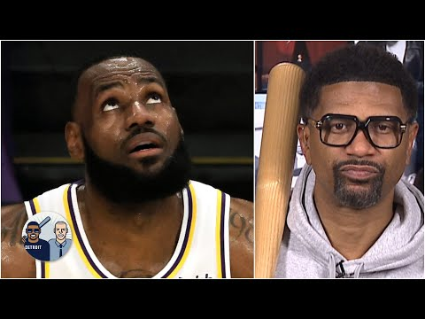 Jalen & Jacoby YouTube exclusive: Jalen Rose on the Lakers heading for a play-in game in the West