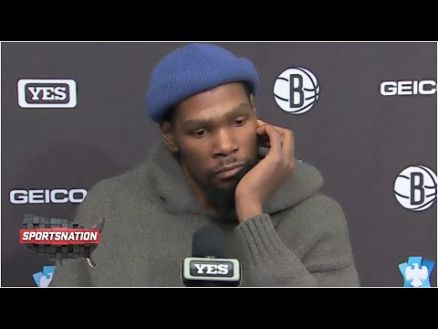 Reacting to Kevin Durant addressing his exchange with Michael Rapaport | SportsNation