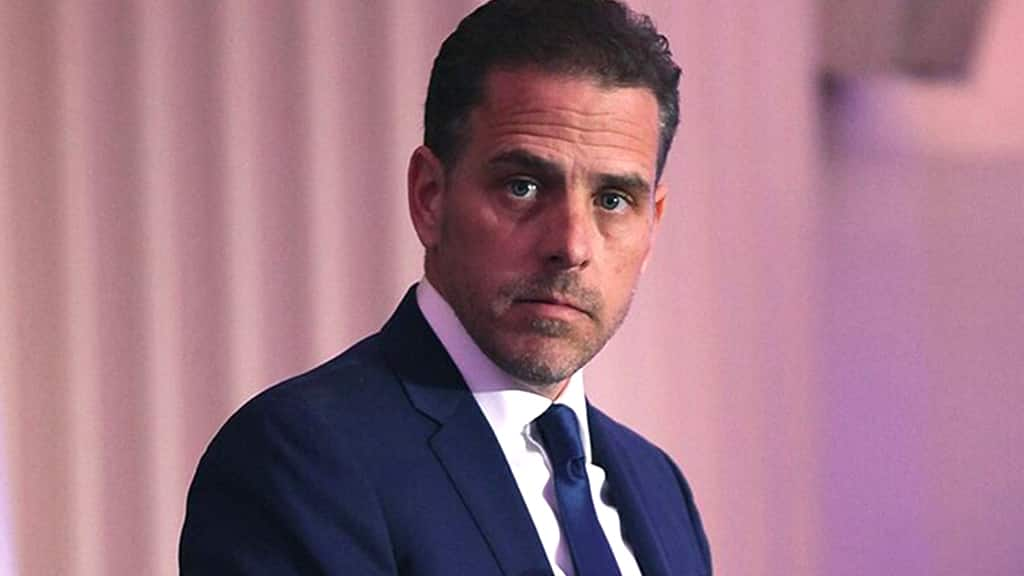 Hunter Biden claims he doesn't know if laptop is his, reveals father once chased him during drug intervention