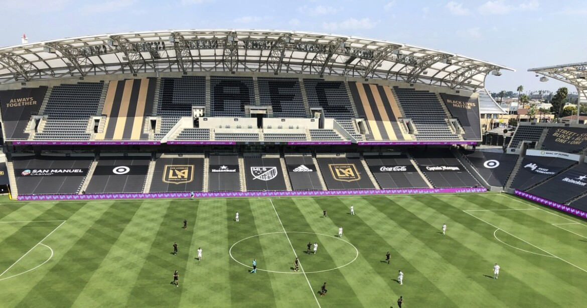 Soccer newsletter: LAFC and Galaxy prepare for a new MLS season