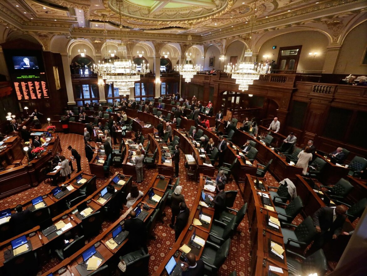 Elected Chicago school board, expanded fertility treatment coverage, teaching Asian American history advance in Springfield