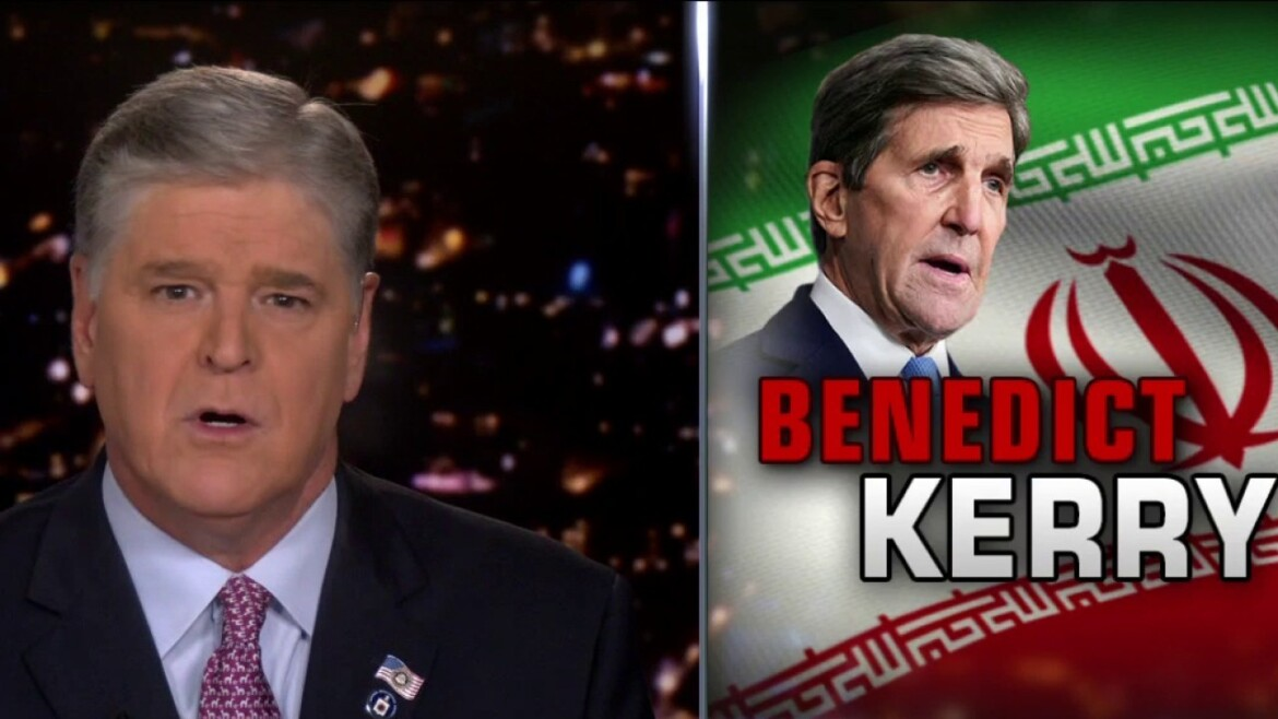 John Kerry could face State Dept. probe over Iran bombshell if GOP lawmakers get their way