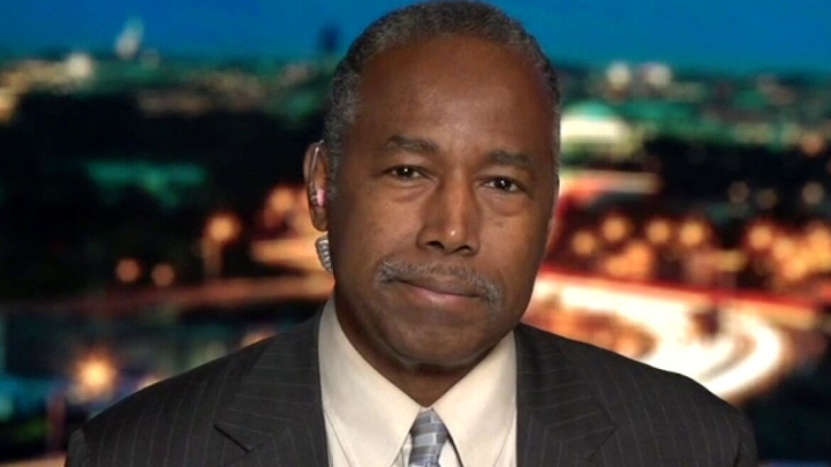 Ben Carson says MLK 'would be offended' after Vermont Gov. Scott defines vaccine eligibility by race