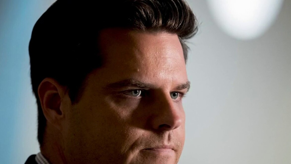 Gaetz hires legal team, vows to fight 'unfounded allegations': spokesman