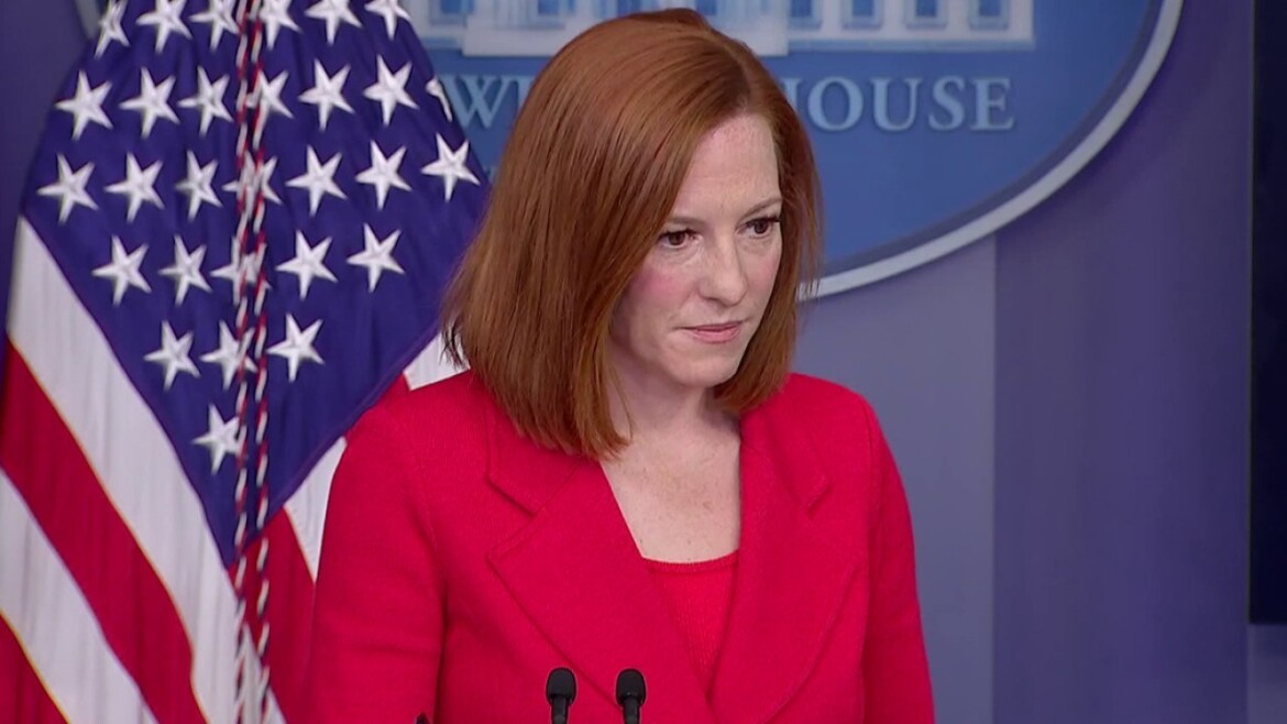 Biden 'absolutely' willing to negotiate with Republicans on spending bill, Psaki says