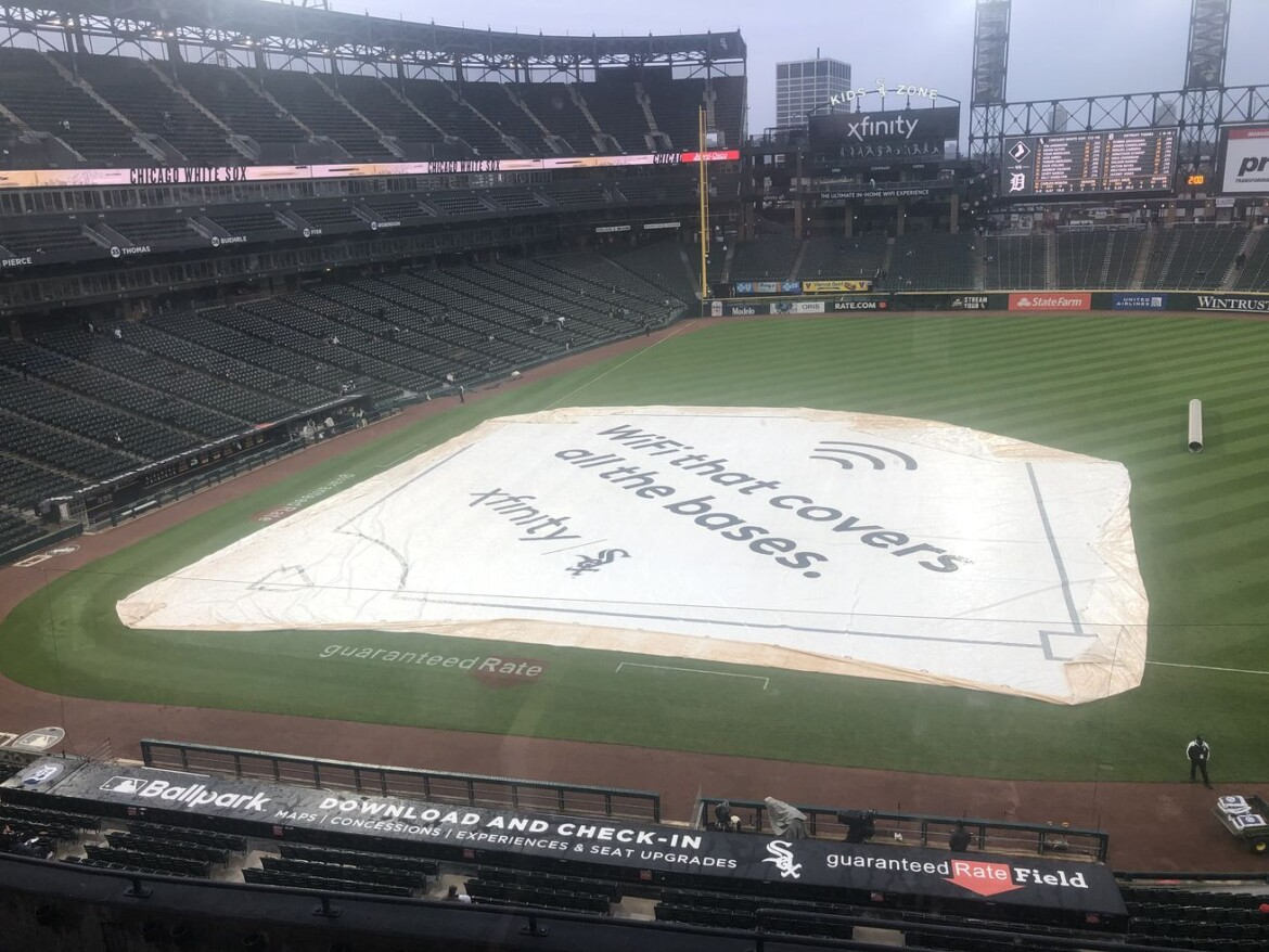 White Sox, Tigers rained out