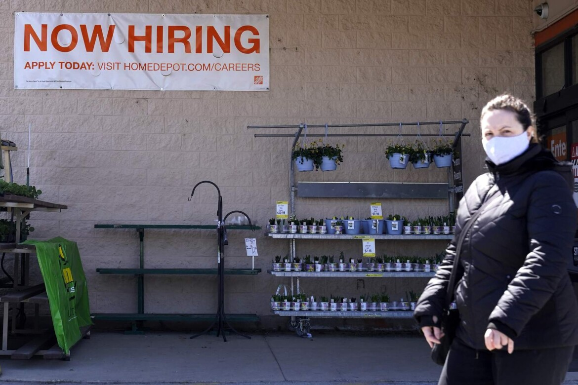 From child care to COVID, rising job market faces obstacles