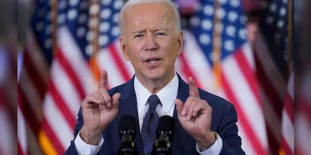 White House blames 'error' after Biden campaign fundraising page linked on .gov website