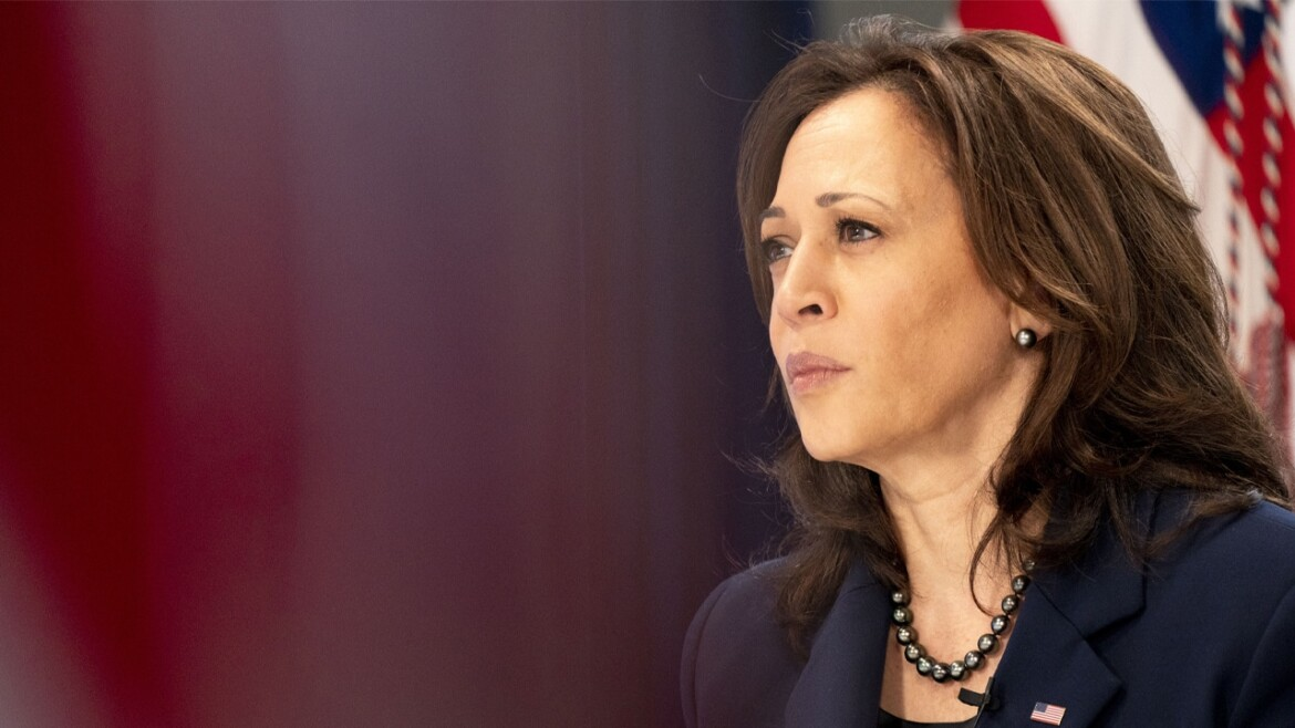 Kamala Harris isn't at the southern border — but migrant kids are getting Veep's book