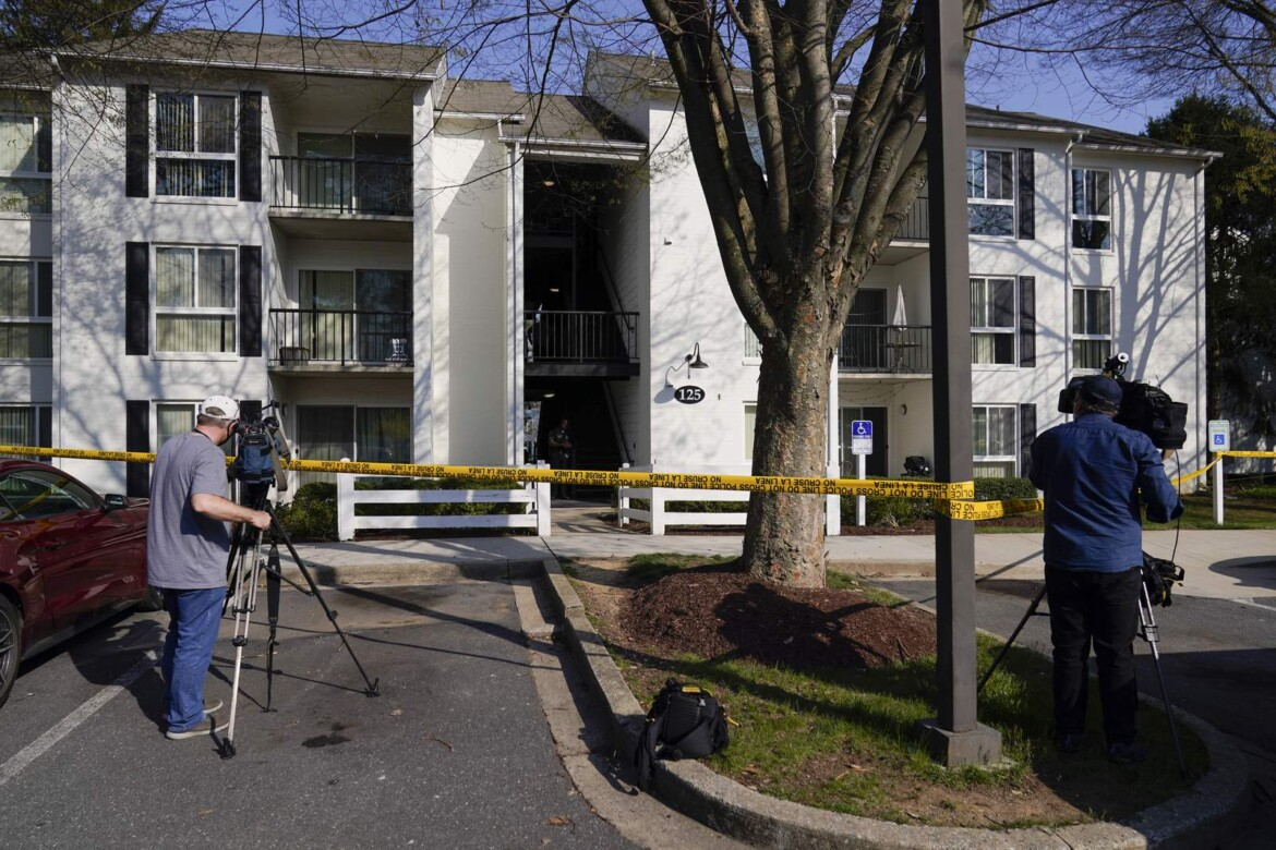 Medic who shot 2 was assigned to medical research center