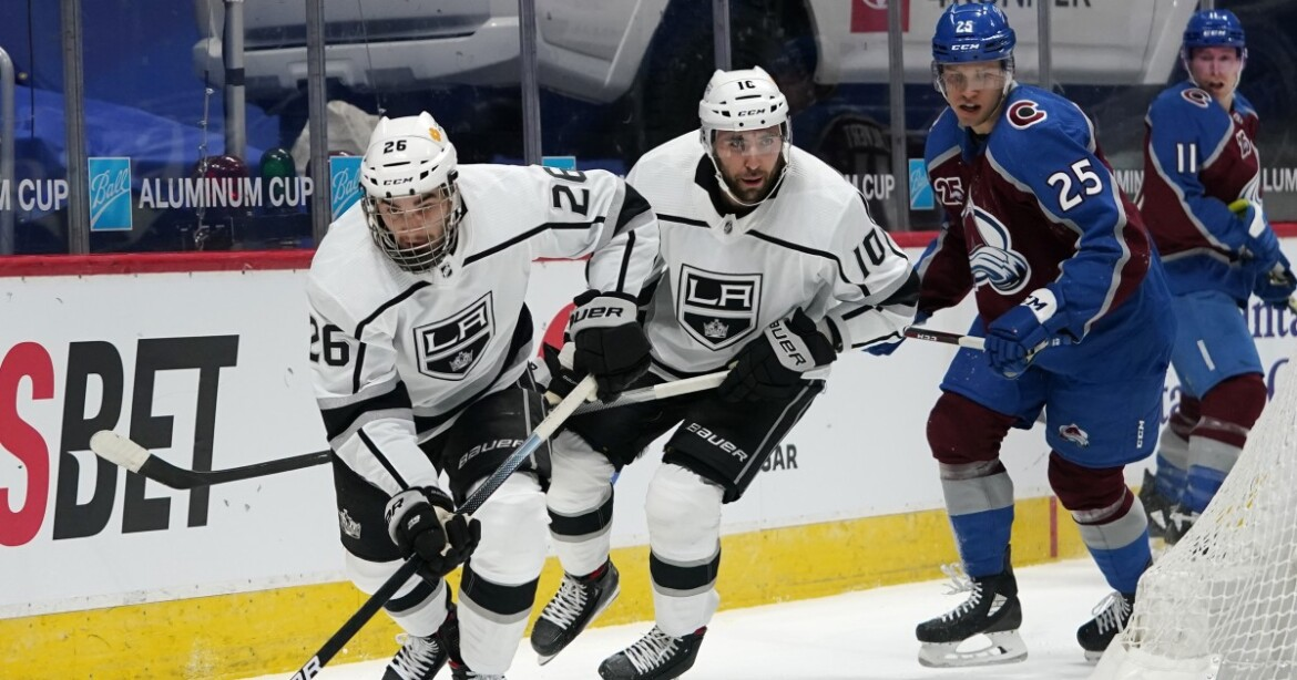Kings' next two games postponed because of COVID issues with Avalanche