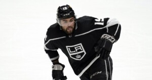 Kings re-sign forward Alex Iafallo to a four-year contract