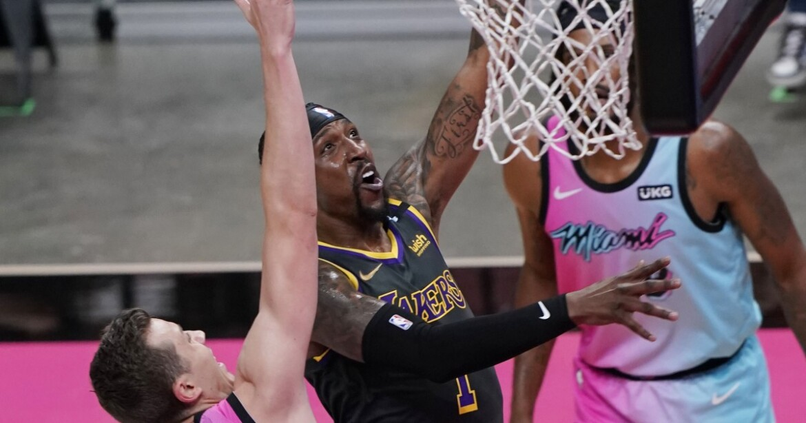 Lakers' Kentavious Caldwell-Pope accepts offensive challenge
