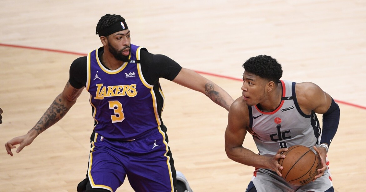 Lakers cannot complete comeback in loss to Wizards