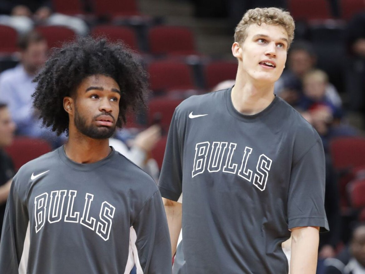 New roles, new expectations for Bulls' Lauri Markkanen and Coby White