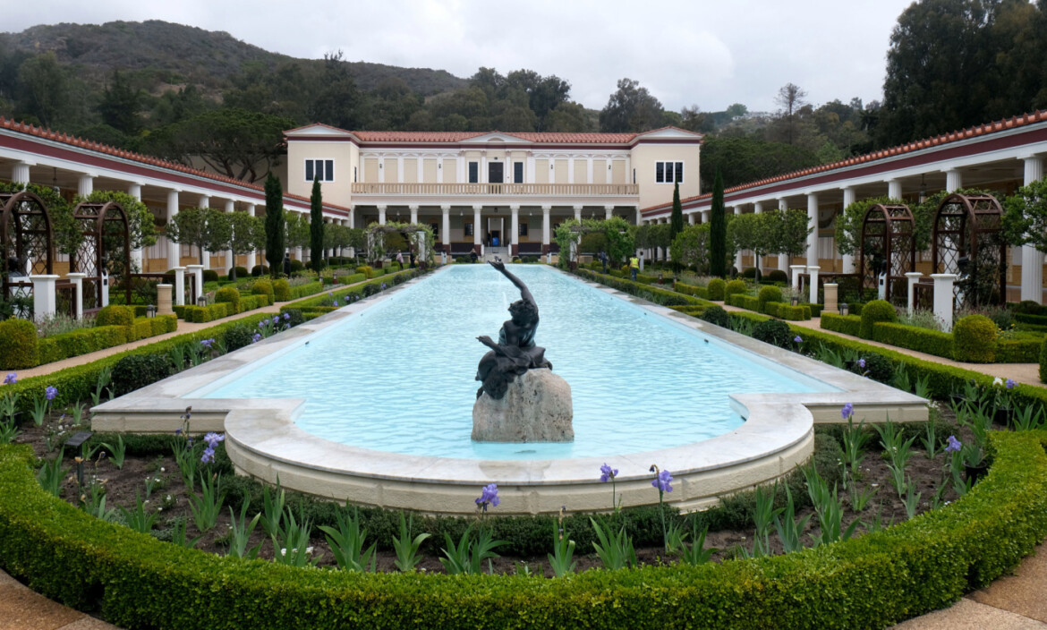A classic returns: Getty Villa reopens to public