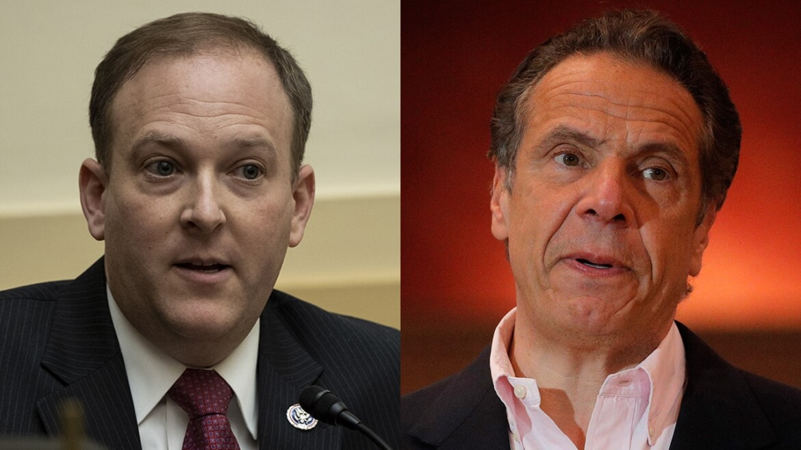 NY Rep. Zeldin launches 2022 gubernatorial campaign amid Cuomo controversies