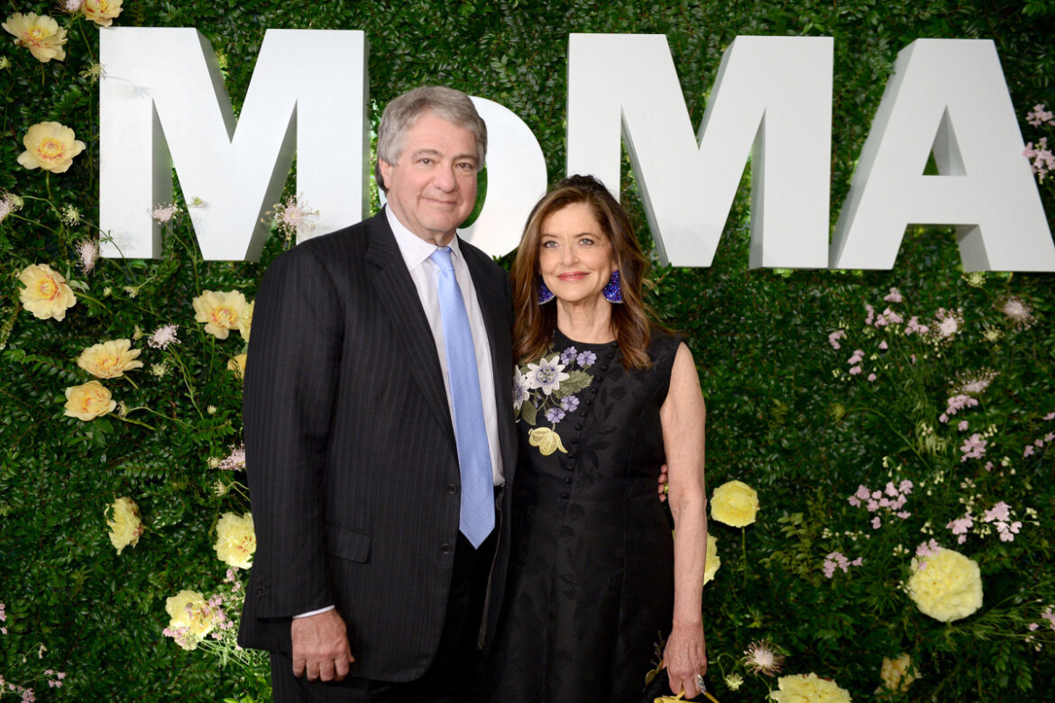 MoMA replaces Leon Black, calls him 'outstanding'