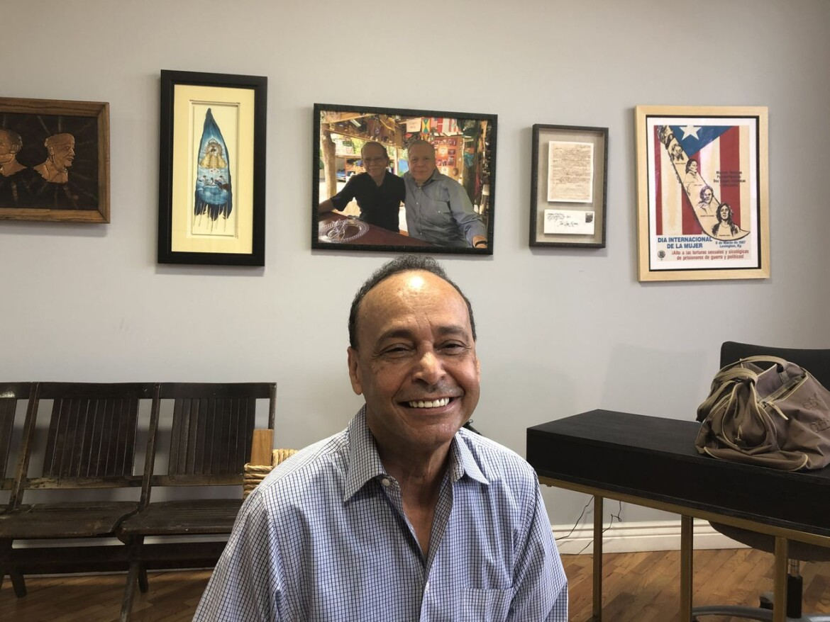 Luis Gutierrez returns to Chicago ready for latest grandson — but not the rocking chair