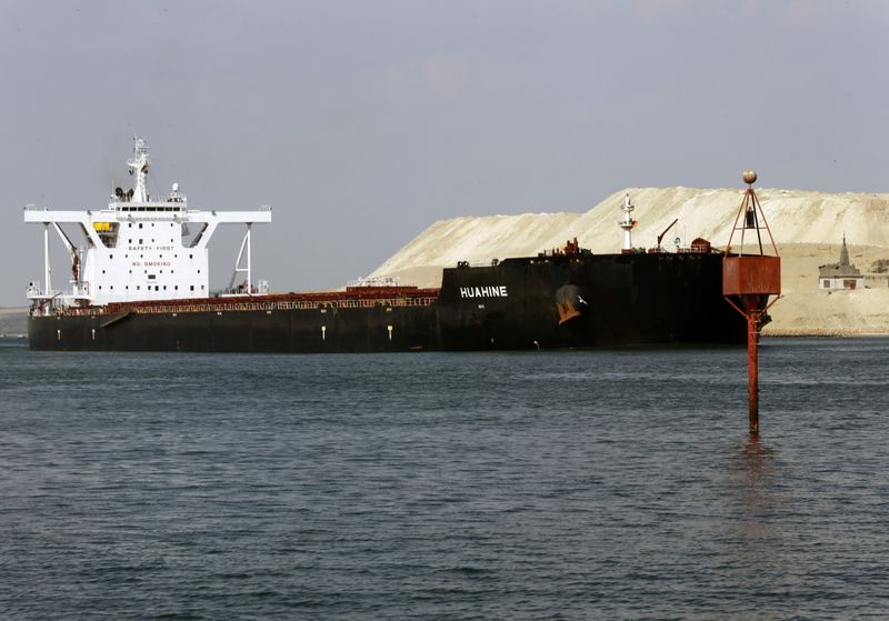 Suez canal ends shipping backlog: statement