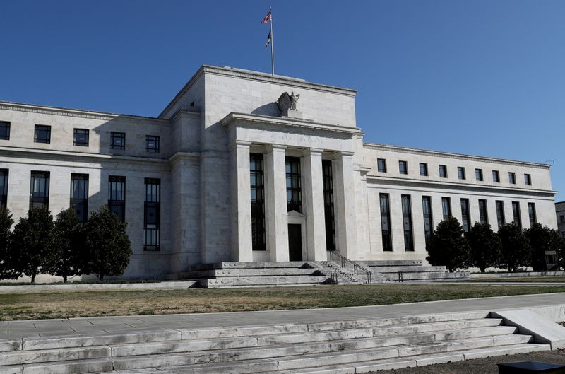 U.S. still far from Fed's goals, with support needed 'for some time': minutes