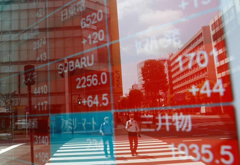Asia shares set to follow Wall Street's modest gains after Fed maintains stance