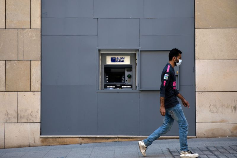 Analysis: Lebanon's woes push it to fringes of global finance system