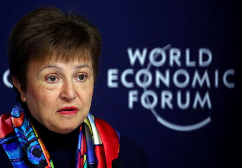 IMF, World Bank to unveil 'green debt swaps' option by November, Georgieva says